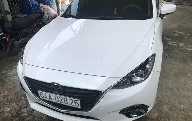 Bán Mazda 3 sản xuất 2015, nhập khẩu, giá tốt0