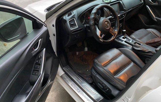 Bán Mazda 6 năm sản xuất 2016, màu trắng4