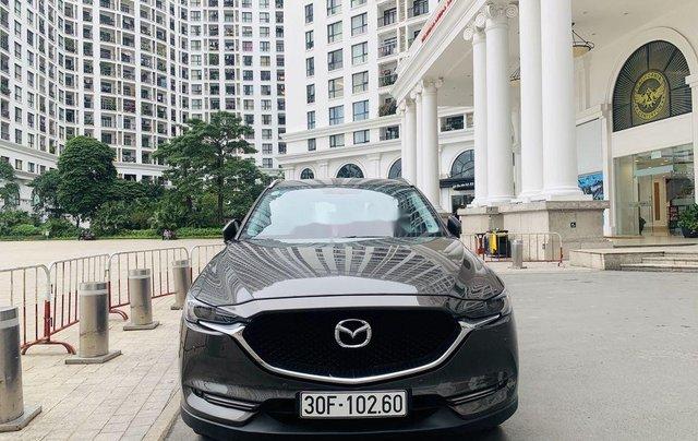 Bán Mazda CX 5 sản xuất năm 2018, màu xám0