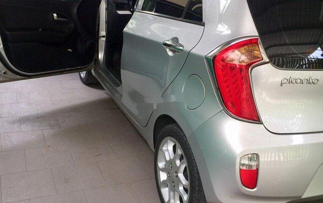 Cần bán lại xe Kia Picanto đời 2013, màu bạc, nhập khẩu3