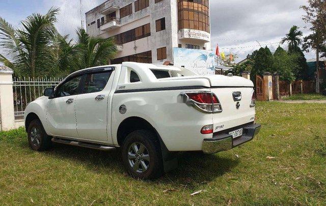 Bán Mazda BT 50 đời 2016, màu trắng, nhập khẩu số sàn0