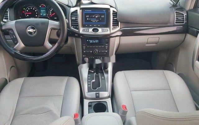 Bán Chevrolet Captiva năm sản xuất 2015, màu trắng8