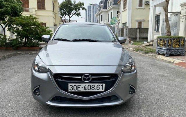 Cần bán Mazda 2 sản xuất năm 2016, màu xám1