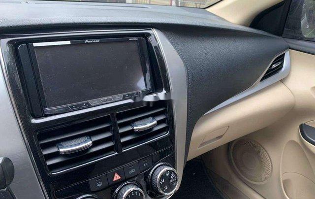 Cần bán Toyota Vios năm sản xuất 2019, xe một đời chủ còn mới hoàn toàn4