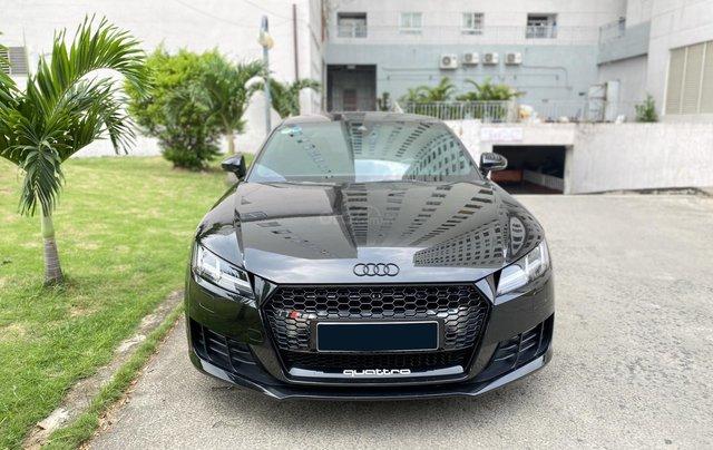 Bán Audi TTs model 2016 nhập khẩu nguyên chiếc, còn rất mới, đã thêm bô RES chính hãng gần 100tr0