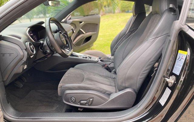 Bán Audi TTs model 2016 nhập khẩu nguyên chiếc, còn rất mới, đã thêm bô RES chính hãng gần 100tr7