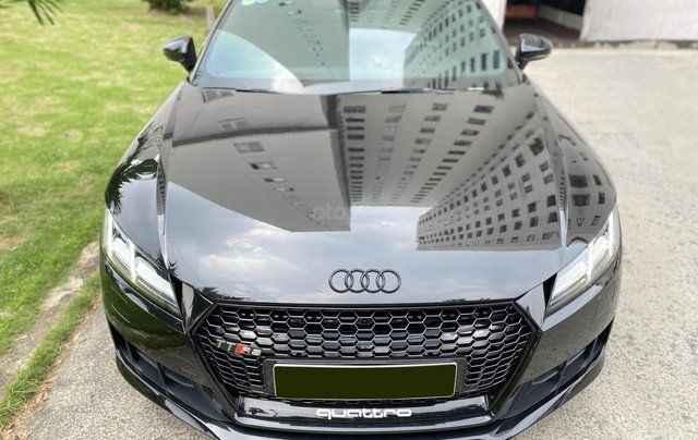 Bán Audi TTs model 2016 nhập khẩu nguyên chiếc, còn rất mới, đã thêm bô RES chính hãng gần 100tr6