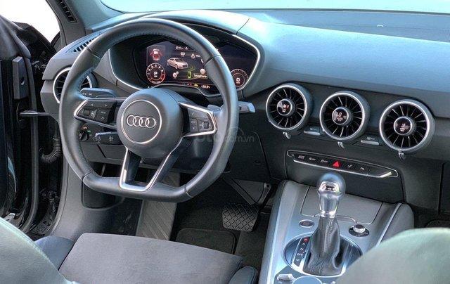 Bán Audi TTs model 2016 nhập khẩu nguyên chiếc, còn rất mới, đã thêm bô RES chính hãng gần 100tr13