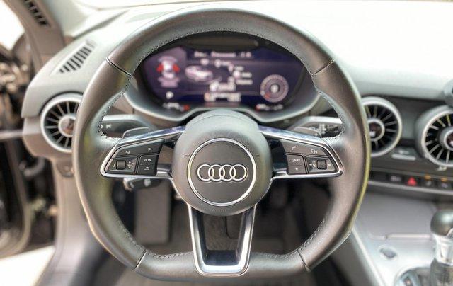 Bán Audi TTs model 2016 nhập khẩu nguyên chiếc, còn rất mới, đã thêm bô RES chính hãng gần 100tr11