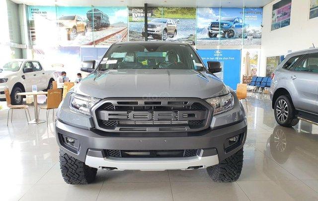 Thanh lý kho giá cực sốc Ford Ranger Raptor 2020 số lượng có hạn, hỗ trợ trả góp 90%, giao xe tận nhà - thủ tục đơn giản0