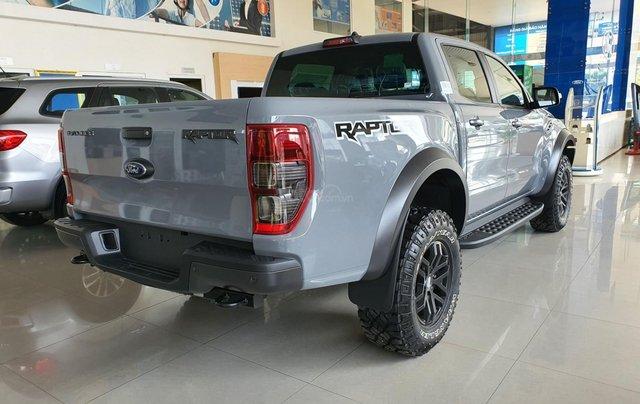 Thanh lý kho giá cực sốc Ford Ranger Raptor 2020 số lượng có hạn, hỗ trợ trả góp 90%, giao xe tận nhà - thủ tục đơn giản2