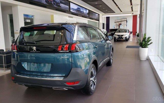 [ Peugeot Bình Tân] Peugeot 5008 AT bộ quà tặng hấp dẫn, Tặng BHVC giá tốt - giao nhanh3