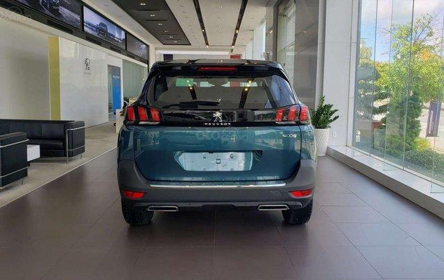 [ Peugeot Bình Tân] Peugeot 5008 AT bộ quà tặng hấp dẫn, Tặng BHVC giá tốt - giao nhanh2
