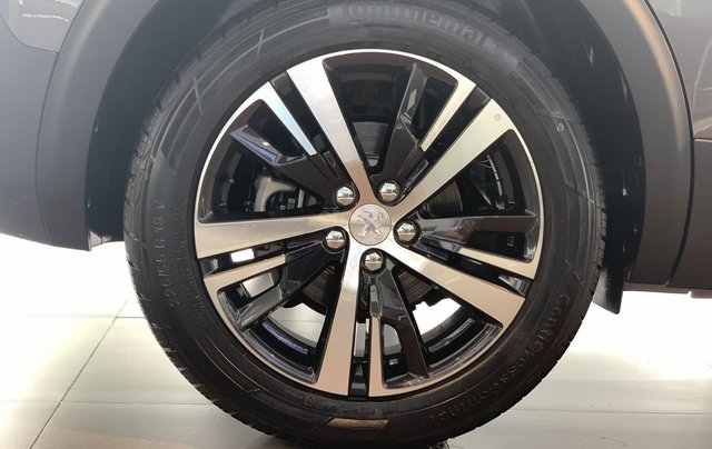 [Peugeot Bình Tân] Ưu đãi đặc biệt Peugeot 5008 AL, màu xanh ngọc bảo, tặng BHVC - giá tốt nhất Sài Gòn giao ngay12