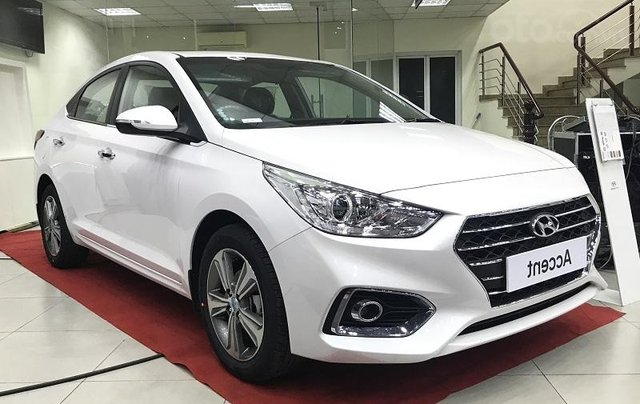 [ Hot ] Hyundai Accent giảm 25 triệu và tặng full phụ kiện2