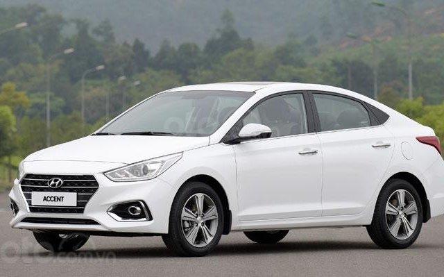 [ Hot ] Hyundai Accent giảm 25 triệu và tặng full phụ kiện3