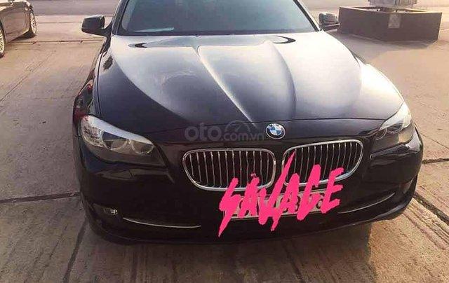 Bán BMW 5 Series sản xuất năm 2011, màu đen, xe nhập còn mới, giá chỉ 762 triệu4