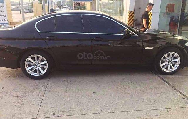 Bán BMW 5 Series sản xuất năm 2011, màu đen, xe nhập còn mới, giá chỉ 762 triệu0