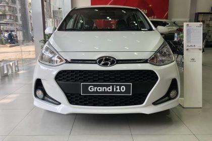 [ Tin nóng ] Hyundai Grand I10 giảm 7 triệu tiền mặt và tặng full phụ kiện1