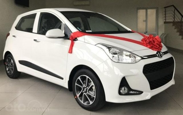 [ Tin nóng ] Hyundai Grand I10 giảm 7 triệu tiền mặt và tặng full phụ kiện0