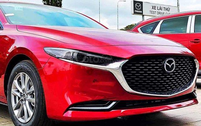 Cần bán Mazda 3 năm sản xuất 2020, màu đỏ, giá chỉ 799 triệu1