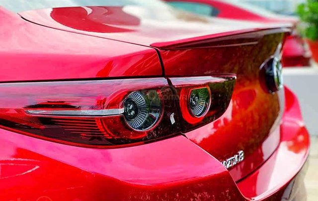 Cần bán Mazda 3 năm sản xuất 2020, màu đỏ, giá chỉ 799 triệu2