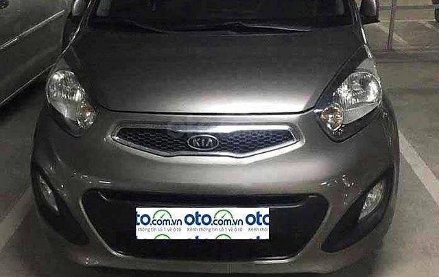 Bán xe Kia Morning năm sản xuất 2011, nhập khẩu nguyên chiếc còn mới, 270 triệu0