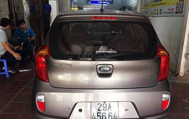 Bán xe Kia Morning năm sản xuất 2011, nhập khẩu nguyên chiếc còn mới, 270 triệu4
