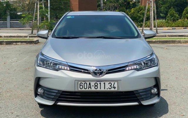 Cần bán xe với giá ưu đãi nhất chiếc Toyota Corolla Altis 1.8G AT sản xuất năm 20200