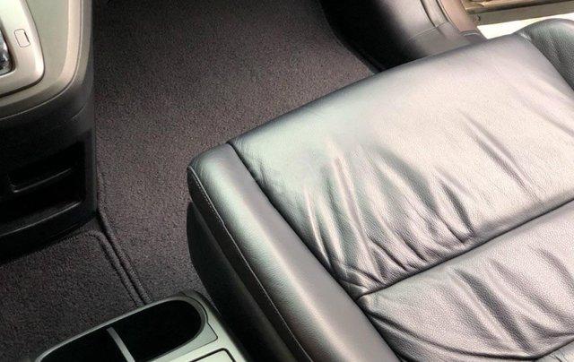 Bán Honda CR-V phiên bản 2.4L sản xuất và đăng ký cuối cùng năm 2012, màu nâu3
