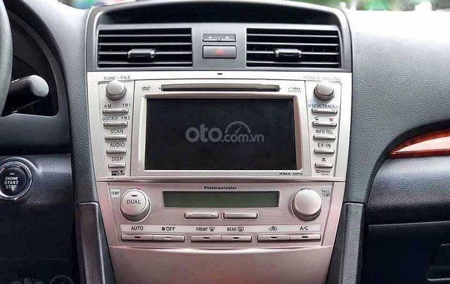 Bán xe Toyota Camry 3.5Q SX 2009, màu xám, giá 599 triệu2