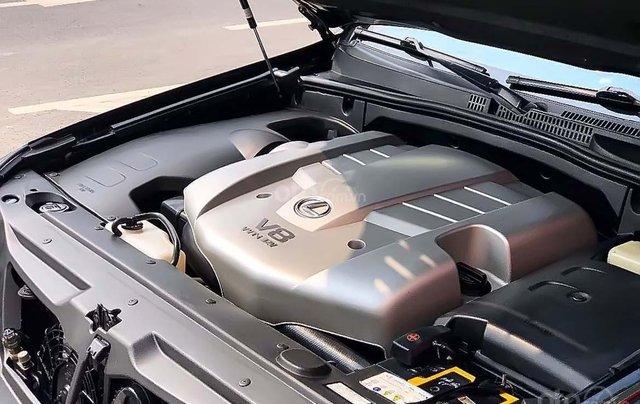 Cần bán xe Lexus GX 470 2009, màu đen, giá 1 tỷ 568 triệu2