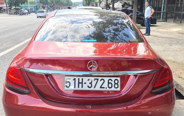 Cần bán gấp với giá ưu đãi nhất chiếc Mercedes-benz C180 đời 2020, xe mới hoàn toàn, siêu lướt1