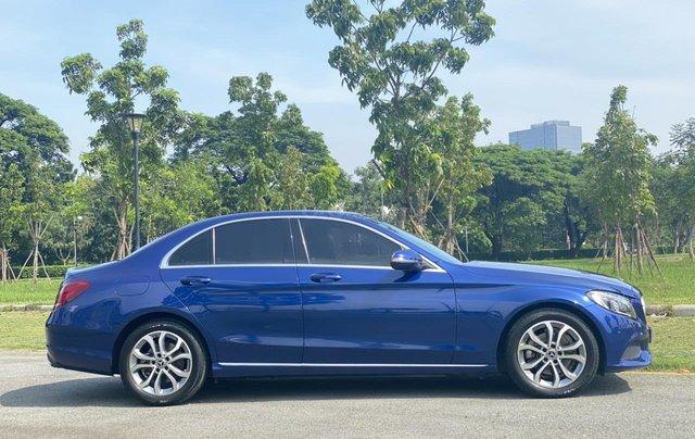 Mua xe giá thấp với chiếc Mercedes-benz C200 đời 2017, còn mới1