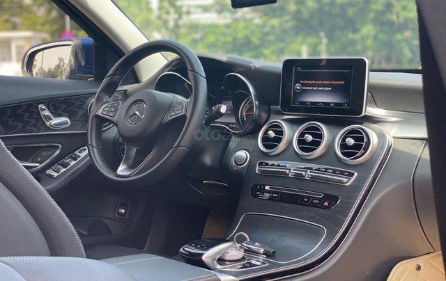Mua xe giá thấp với chiếc Mercedes-benz C200 đời 2017, còn mới12