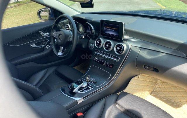Mua xe giá thấp với chiếc Mercedes-benz C200 đời 2017, còn mới8