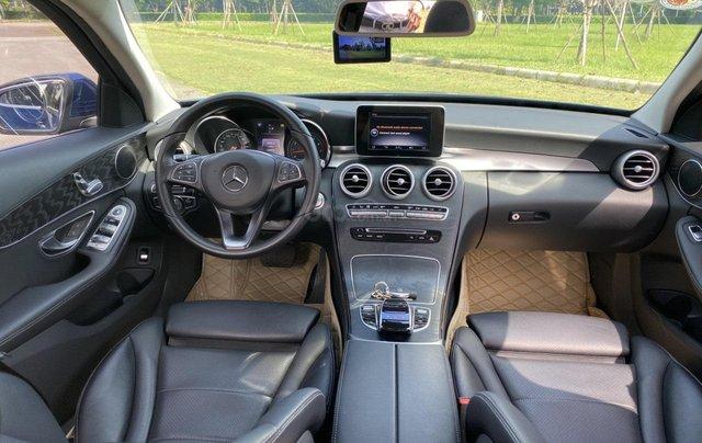 Mua xe giá thấp với chiếc Mercedes-benz C200 đời 2017, còn mới11