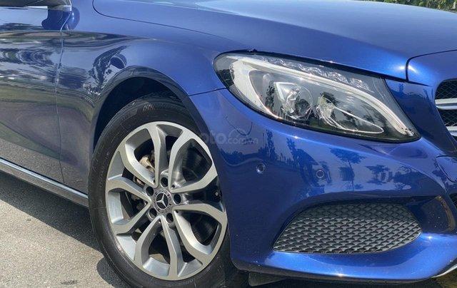 Mua xe giá thấp với chiếc Mercedes-benz C200 đời 2017, còn mới2