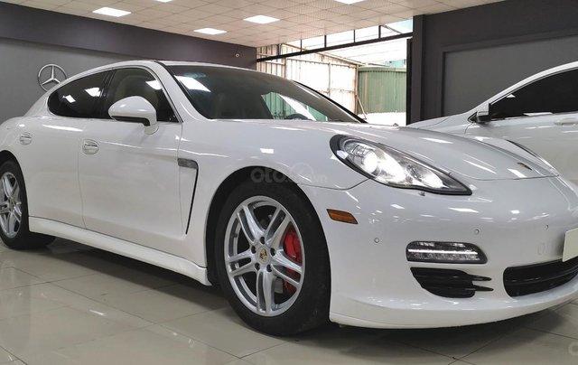 Porsche Panamera S 20091