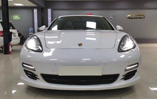 Porsche Panamera S 20090