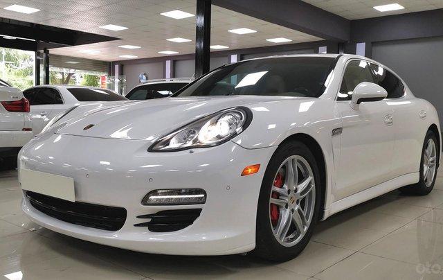 Porsche Panamera S 20092