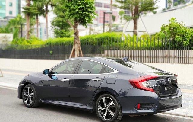 Honda Civic 1.5L màu xanh lam, xe nhập, giá tốt7