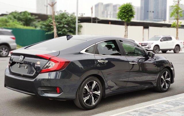 Honda Civic 1.5L màu xanh lam, xe nhập, giá tốt5