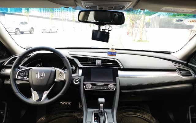 Honda Civic 1.5L màu xanh lam, xe nhập, giá tốt9
