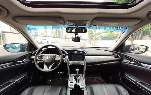 Honda Civic 1.5L màu xanh lam, xe nhập, giá tốt8