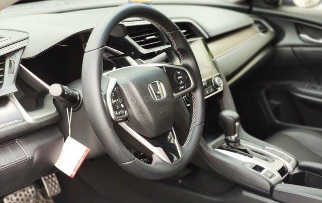Honda Civic 1.5L màu xanh lam, xe nhập, giá tốt14