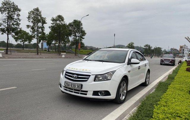 Daewoo Lacetti nhập khẩu nguyên chiếc, hàng đẹp, giá rẻ5