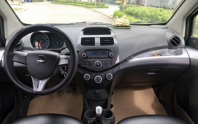 Bán Chevrolet Spark LS SX 2017 còn rất mới zin nguyên11