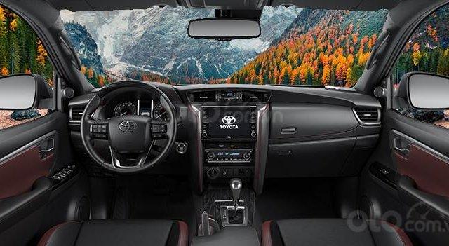 Cần bán Toyota Fortuner mới 100% cam kết giá tốt nhất miền Bắc1