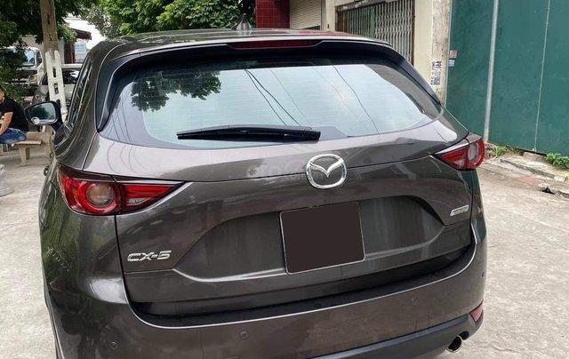 Chính chủ bán Mazda CX5 Skyactive 2.5L, biển đẹp, màu nâu xám, đăng ký 12/2017, mới lăn bánh 37000km4